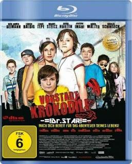 The Crocodiles (2009) BluRay 480p 300MB Dual Audio [Hindi - German] MKV