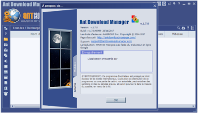 تحميل وتفعيل برنامج التحميل Ant Download Manager 1.7.0 آخر إصدار