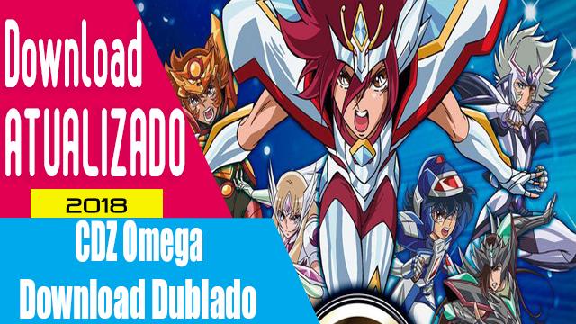 download cavaleiros do zodiaco omega via torrent