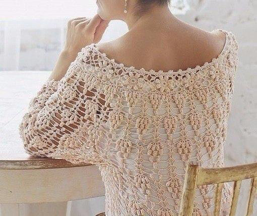 Crochet Blouse Pattern Crochet Yarn Online