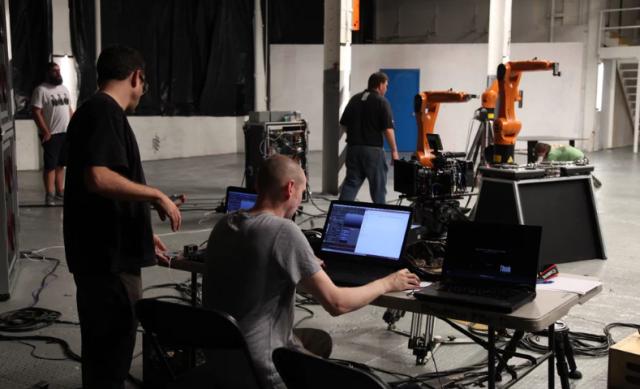Robotlardan oluşan bir müzik grubu, Automatica!