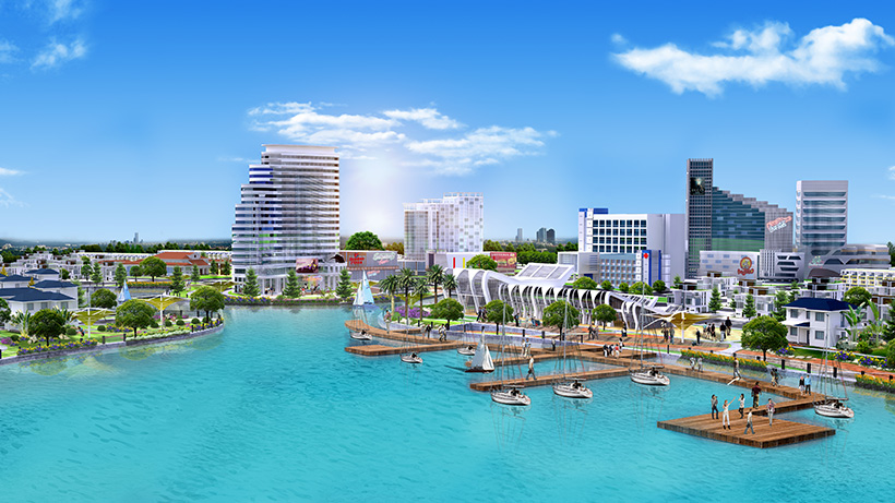 Paradise Riverside