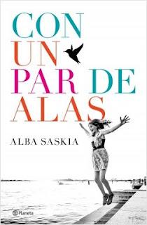 """""""Con un par de alas"""" de Alba Saskia"""
