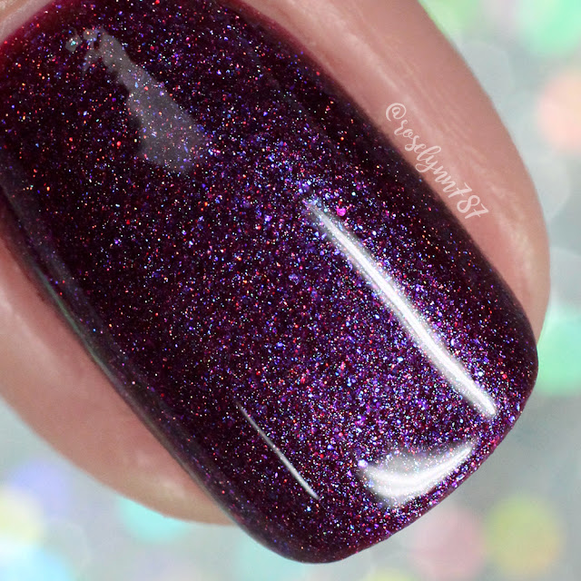 Supermoon Lacquer - Purple Ghost