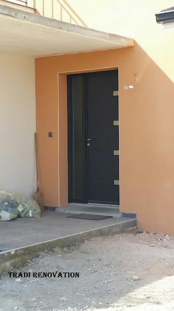 Tradi renovation porte d 39 entr e for Garage danielle casanova