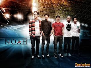 Lirik Lagu dan Video Noah - Separuh Aku