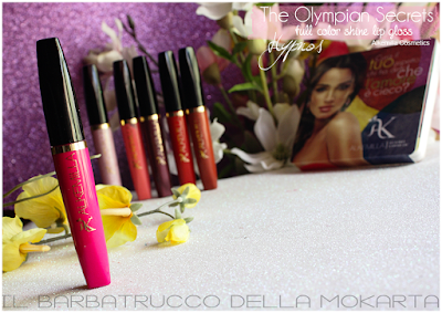 THE OLYMPIAN SECRETS - Gloss e ombretti in crema  - Alkemilla Cosmetics