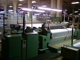 Производство тканей и наполнителей для мебели