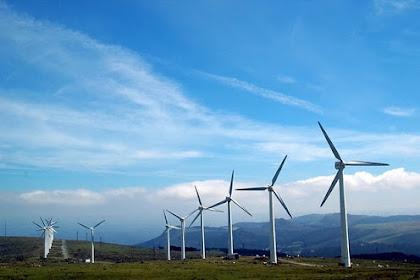 Pembangkit Listrik Tenaga Angin Terbesar di Dunia : Gansu Wind Farm, Cina