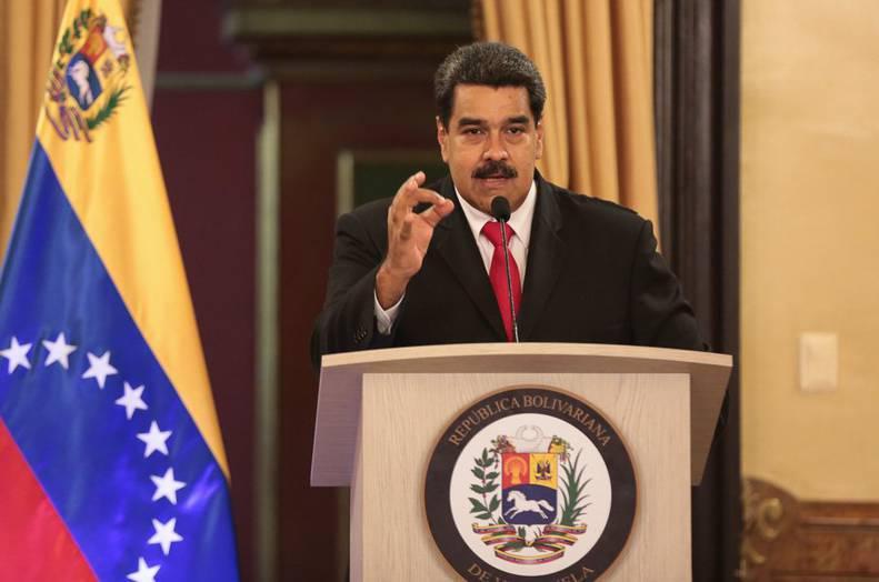 Presidente Maduro denuncia atentado en su contra, Capturados autores del intento de magnicidio, presidente colombiano está detrás del atentado