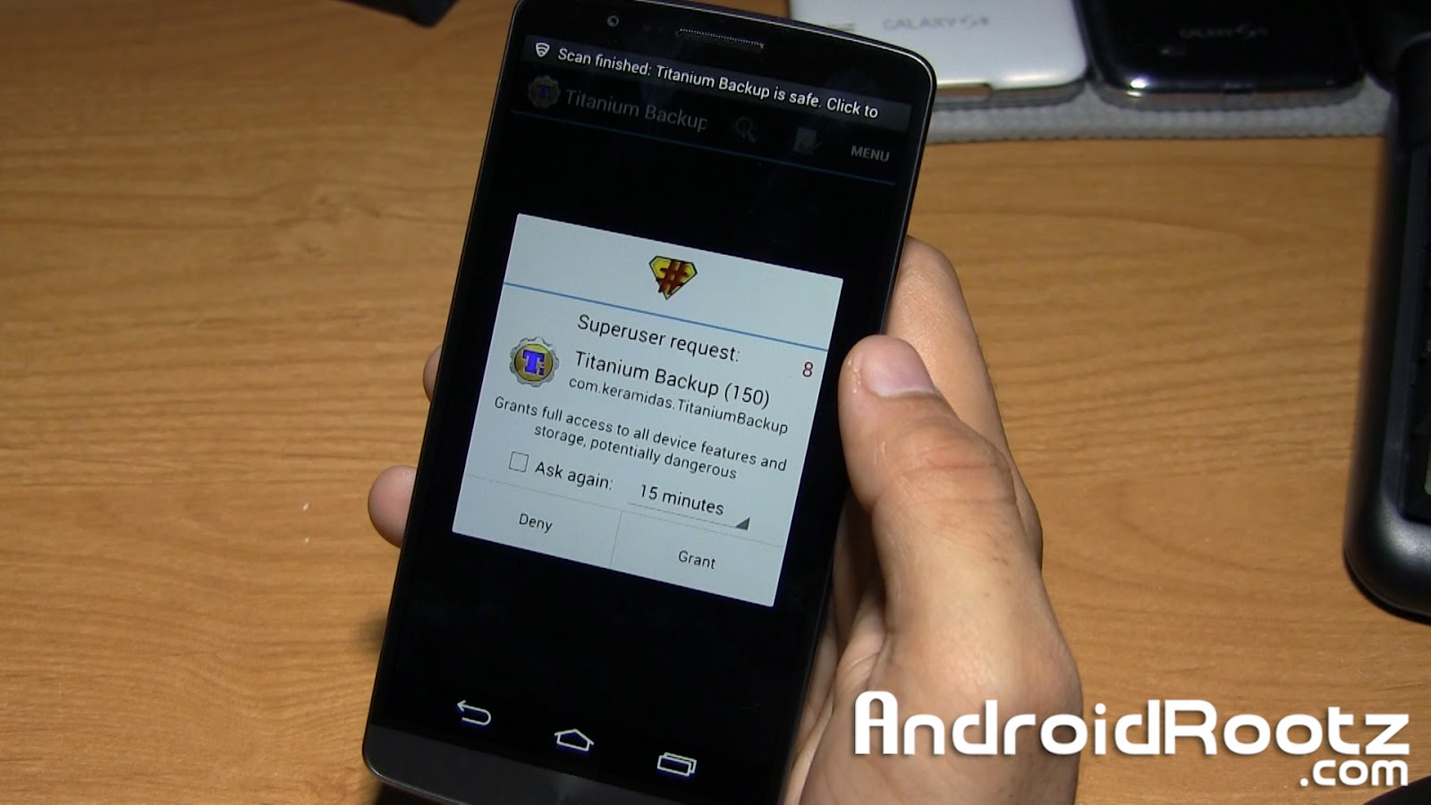 How to Root LG G3! ~ AndroidRootz com   Source for Android