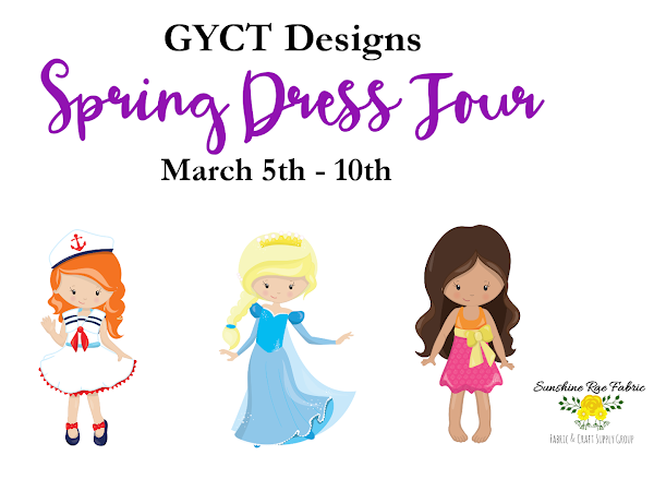 GYCT Spring Dress Tour 2018