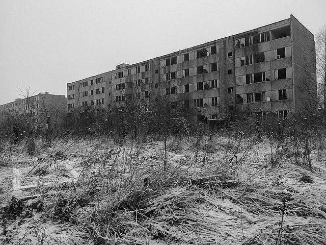 Ghost Town Klomino