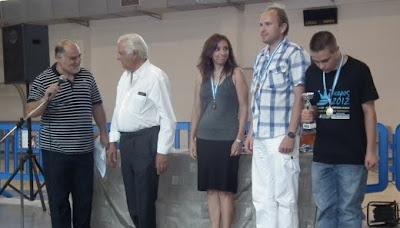 Hungarian GM Peter Prohaszka is the winner of Ikaros Open 2012