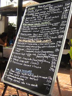 Bangalore Restaurants Food And Travel Secret Garden Cafe
