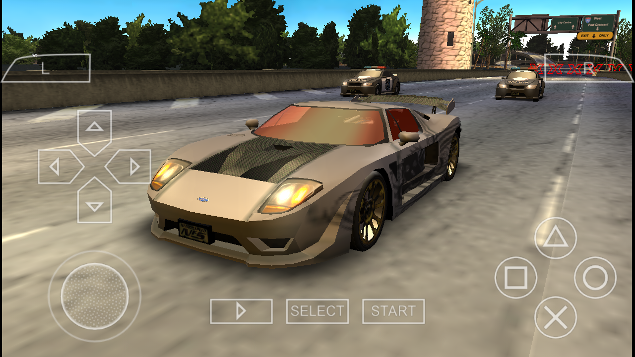 Need For Speed Undercover (USA) PSP ISO Free Download ...
