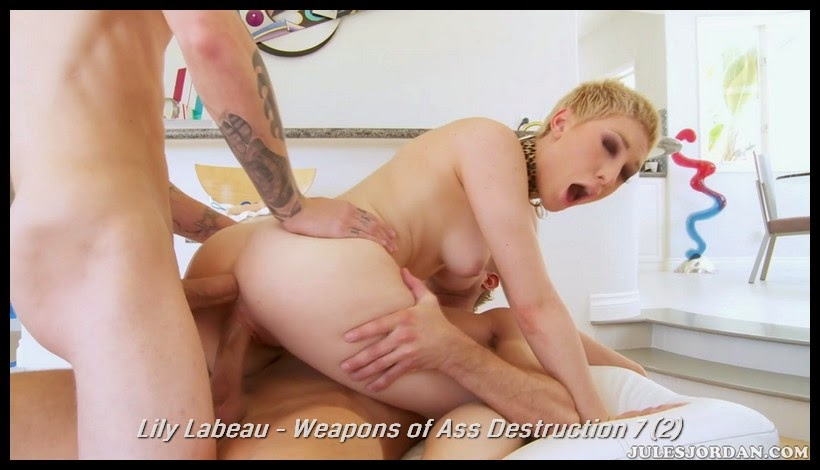 Lily Labeau - Weapons of Ass Destruction 7