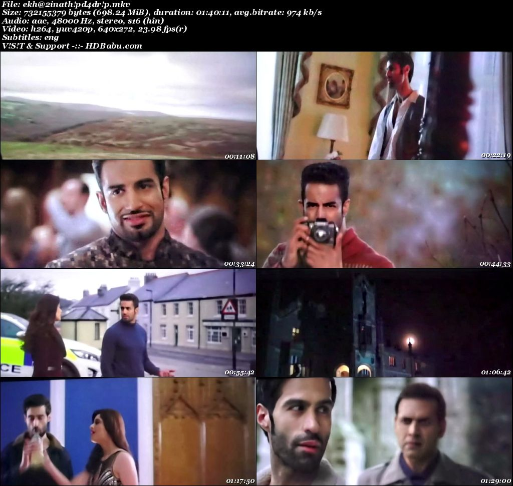 Ek Haseena Thi Ek Deewana Tha Full Movie Download