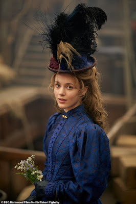 Dracula 2020 Miniseries Lily Dodsworth Evans Image 1
