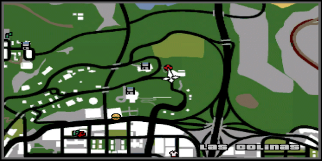 Mobil Rahasia GTA San Andreas EXPeronivers Mower