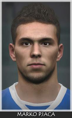 PES 2016 Marko Pjaca New Face