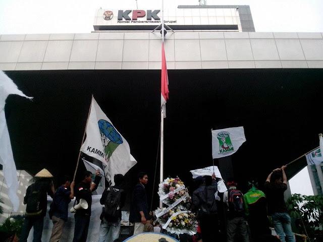 KAMMI Dukung KPK Jerat Korporasi dalam Perkara Korupsi