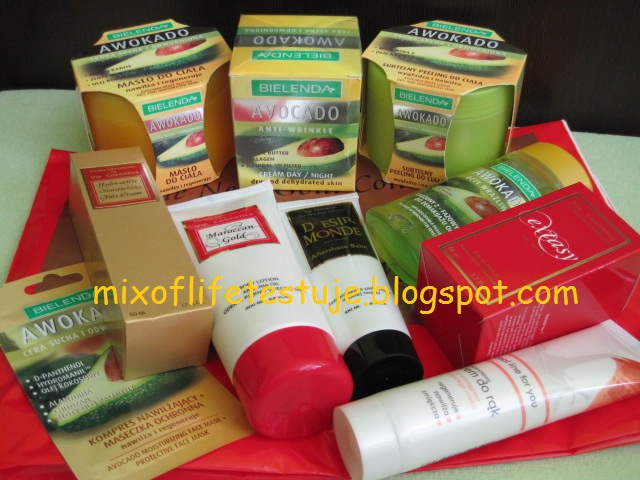 nowe kosmetyki, zakupy kosmetyków