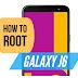 Begini Cara Melakukan Root Samsung Galaxy J6