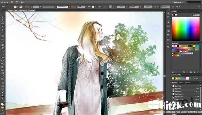 download illustrator cc full crack