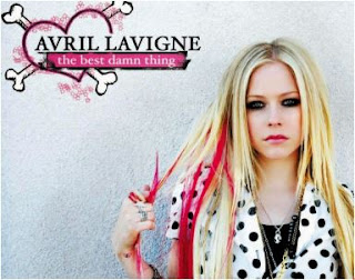 Avril Lavigne, Lagu Barat Mp3, Lagu Mancanegara, 2007,Download Lagu Mp3 Avril Lavigne Album The Best Damn Thing 2007 Full Rar