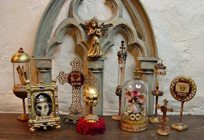 Ev Miniatures Miniature Religious Relics