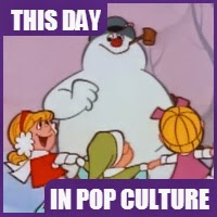 """Frosty the Snowman"" aired for the first time on December 7, 1969."