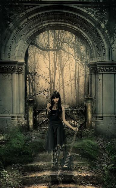 Secret Tutorial Music Art And Design Dark Gothic Manipulation