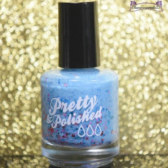 Pretty & Polished Blue Jean Baby