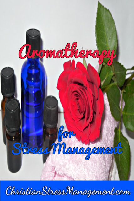 Aromatherapy for Stress Management Blog Posts