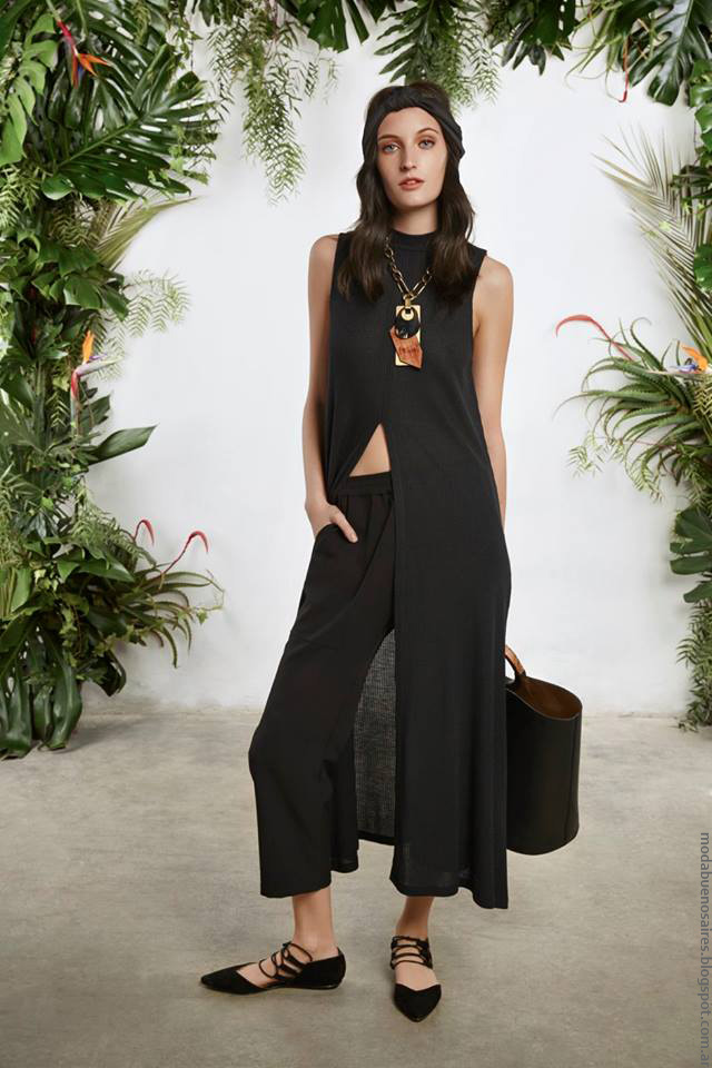 Moda primavera verano 2017 Maria Cher. Moda 2017.