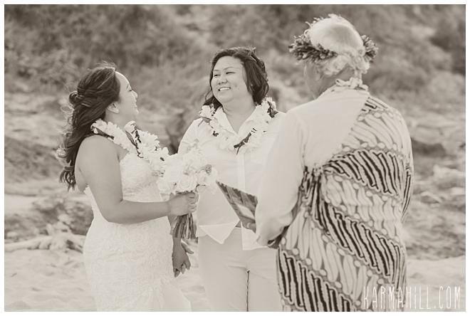 Maui Gay Beach Wedding