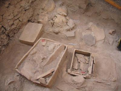 Σημαντικά ευρήματα από το προϊστορικό Ακρωτήρι Θήρας