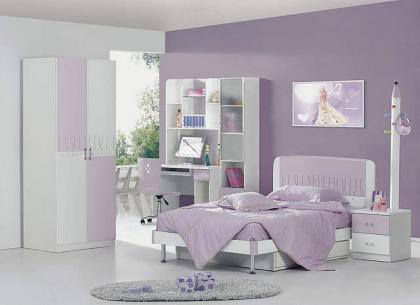 Decora el hogar modernos dormitorios juveniles femeninos for Dormitorios femeninos modernos