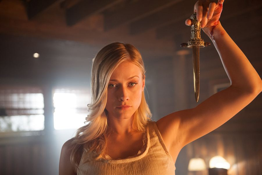 Olivia Taylor Dudley The Barber