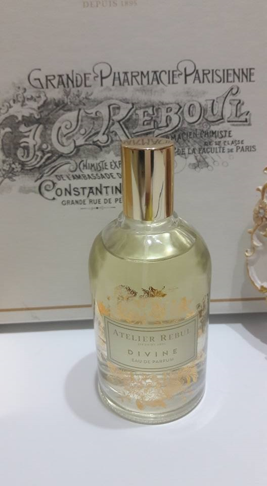 Atelier Rebul Divine parfüm
