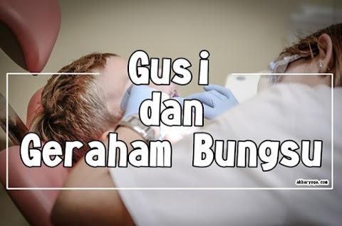 Gusi dan Geraham Bungsu