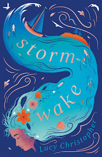Storm-Wake by Lucy Christopher