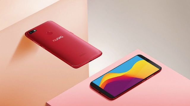 ZTE Nubia V18 with Snapdragon 625 SoC, 6.01-inch Display and 4,000mAh Battery Announced