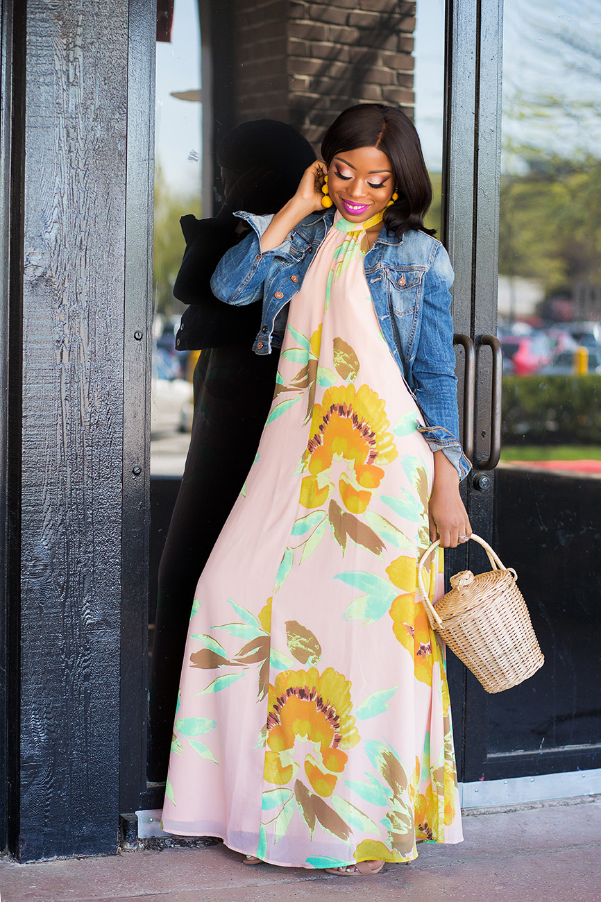 Summer wedding, asos maxi dress, www.jadore-fashion.com