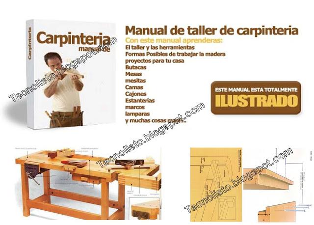 """""""Curso de carpinteria"""""""