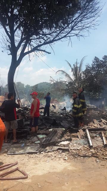 Warga Korban Kebakaran Di Batu Aji Batam, Berharap Kiranya Cepat Mendapat Uluran Batuan Dari Pemerintah