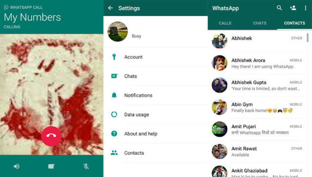 WhatsApp 2.16.383 APK