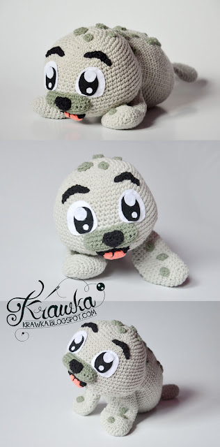 Krawka: Baby seal pattern https://www.etsy.com/listing/490352005/crochet-pattern-no-1637-baby-seal-by?ref=shop_home_active_1