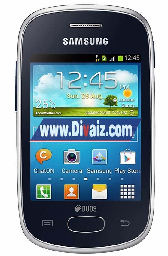 Samsung Galaxy Star Duos - www.divaizz.com